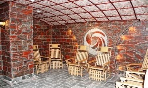 В поликлиниках Выборгского района откроются бесплатные соляные комнаты