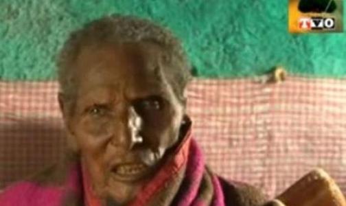 В Эфиопии нашли 160-летнего человека