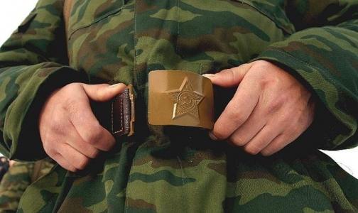 В армии собираются искать военнослужащих, употребляющих наркотики
