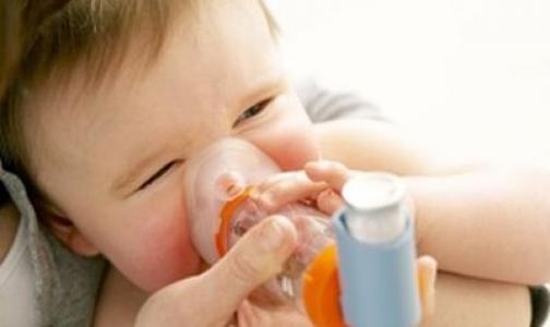 Парацетамол может вызывать астму у детей