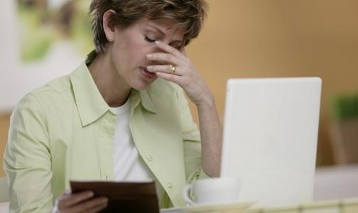 Стрессы повышают у женщин риск слабоумия в старости