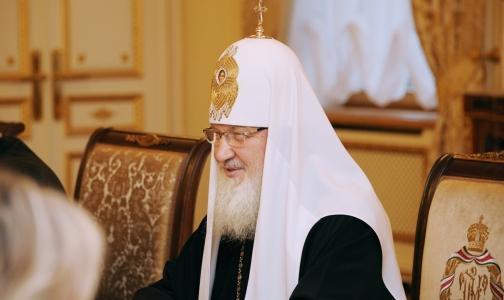 """Патриарх Кирилл посоветовал врачам отрицать """"противные Богу методы лечения"""""""