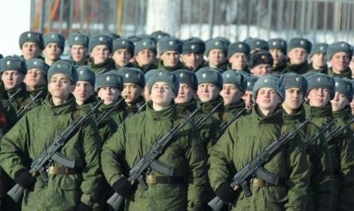 Западный военный округ потратил 13 млн рублей, чтобы предотвратить грипп и ОРВИ у солдат