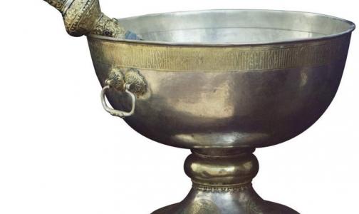 В святой воде нашли фекалии