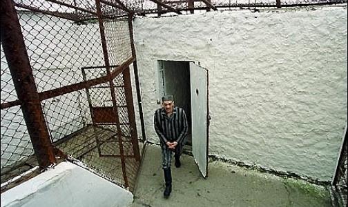 Четверть заключенных в тюрьмах Петербурга и Ленобласти инфицированы ВИЧ