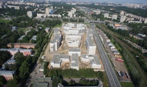 Боткинская больница переедет в новое здание в сентябре 2014 года