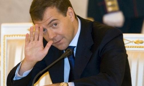 Медведев поставил задачу увеличить объемы дорогостоящей медицинской помощи в 1,5 раза