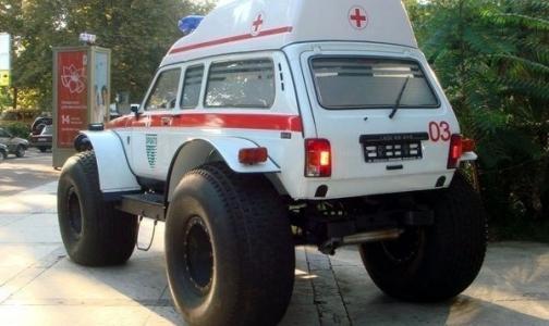 Врачи и водители петербургской «Скорой» напомнят автомобилистам, что нужно уступать дорогу
