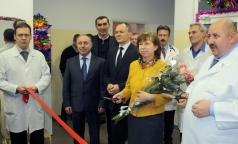 В 15-й больнице для пациентов с инсультом открылось недооснащенное отделение