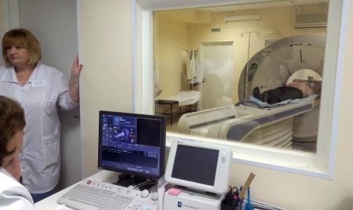 Петербуржцам, страдающим туберкулезом, город купил томограф