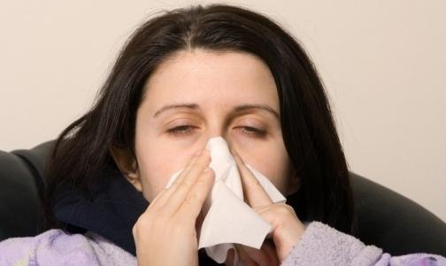 В январе россияне стали чаще болеть гриппом