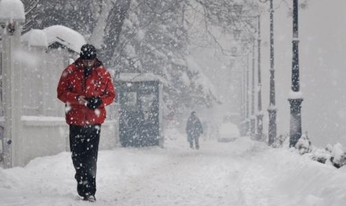 От холода в Петербурге на прошлой неделе пострадали бездомные