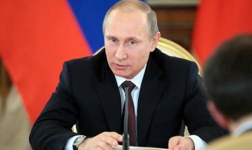 Путин: В здравоохранении «кое-что удалось сделать»
