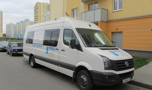 Где в марте получить полис ОМС в мобильных МФЦ Петербурга