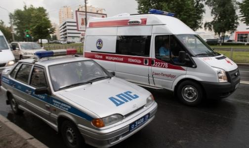 В Петербурге пациент избил на вызове женщину-врача «Скорой помощи». Доктор в больнице