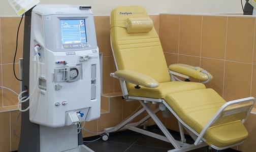 В Елизаветинской больнице появились новые «искусственные почки»