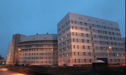 В новом здании Боткинской больницы появятся операционные за 629 млн рублей