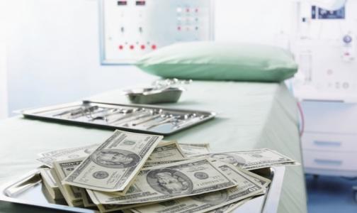 Здравоохранение Петербурга получит дополнительно 1,7 млрд рублей
