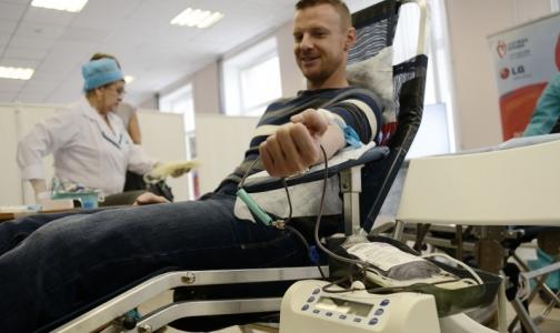 Каждый четвертый россиянин никогда не сдаст кровь для лечения попавшего в беду человека