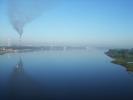 В атмосферу Петербурга попали полмиллиона тонн вредных веществ: Фоторепортаж