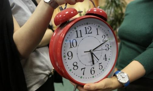 С 26 октября Россия начнет жить по «зимнему» времени