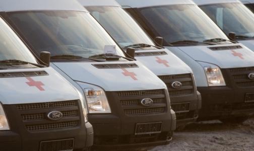 В Пушкине построят отделение скорой помощи за 150 млн рублей