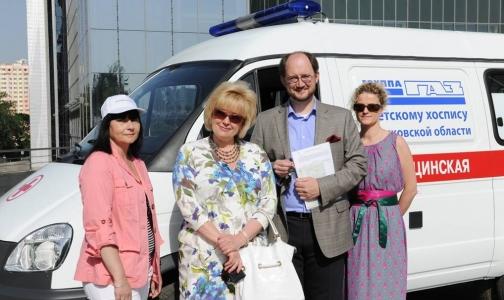 Петербургский Детский хоспис откроет отделение в Московской области