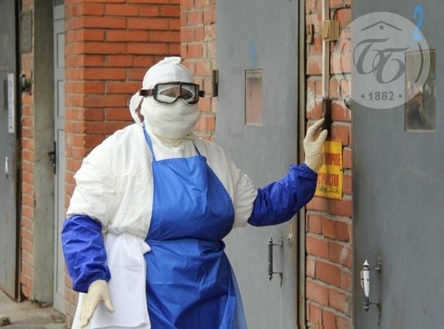 В Боткинской больнице подготовились на случай смерти пациента от лихорадки Эбола