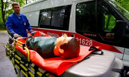 Водитель Rolls-Royce избил врачей «Скорой помощи» на вызове