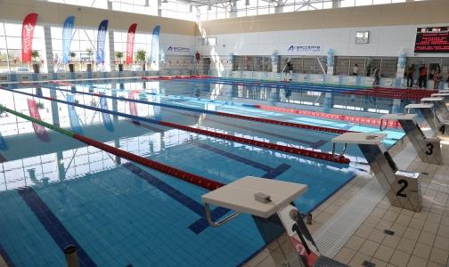 В Петербурге открылся новый физкультурно-оздоровительный комплекс