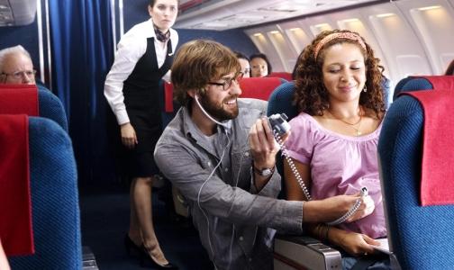 Среди авиапассажиров хотят искать врачей во время регистрации на рейс