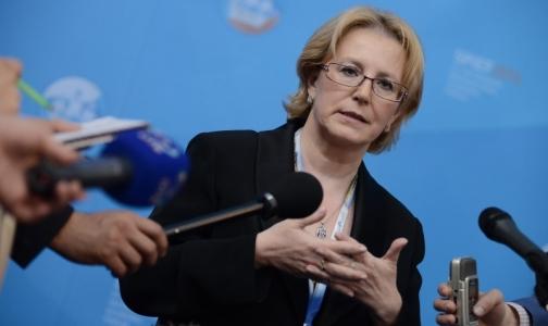 Глава Минздрава РФ: Алевтина Хориняк поступила абсолютно правильно