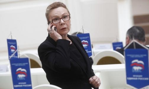Людмила Косткина стала первым замом председателя комитета по соцполитике Совета Федерации