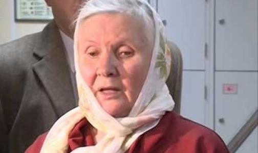 Прокуратура смирилась с оправданием врача Алевтины Хориняк