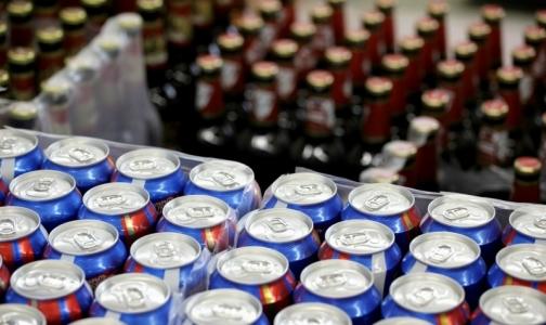В Петербурге могут запретить продажу алкогольных энергетиков