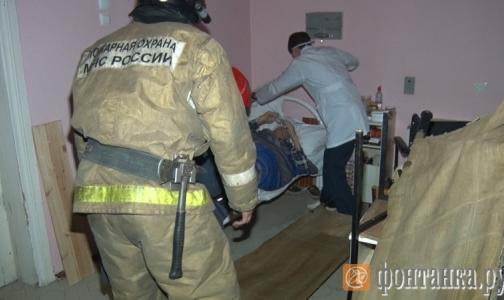 В Петербурге горела клиника университета имени Мечникова