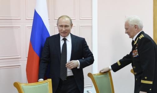 Путин: Койки в больницах нужны не для оздоровления