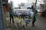 В Боткинской больнице появились капсулы и скафандры для приема пациентов с вирусом Эбола: Фоторепортаж