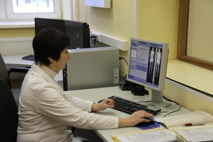 В Песочном открыли центр радиоизотопной диагностики