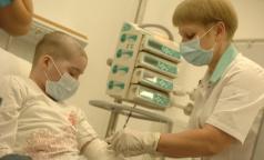 Каждый год в Петербурге умирают от рака 40 детей