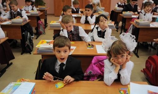 Количество классов, закрытых на карантин в Петербурге, выросло почти в пять раз