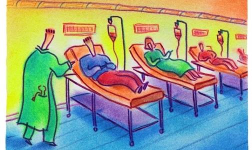 Почему петербургским больницам урезают оплату за лечение пациентов