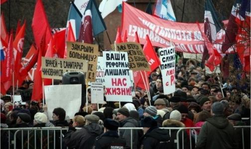 Российские врачи выйдут на митинги в защиту уволенных петербургских фельдшеров