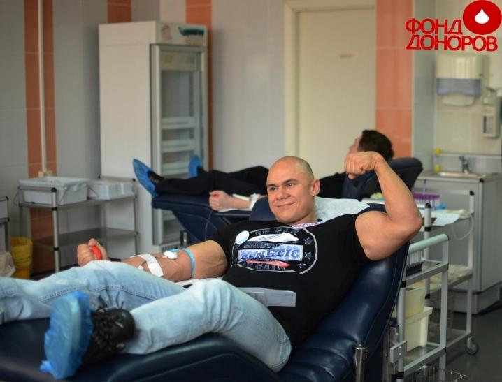 Петербуржцы сдали кровь для почти 4 тысяч пациентов больниц