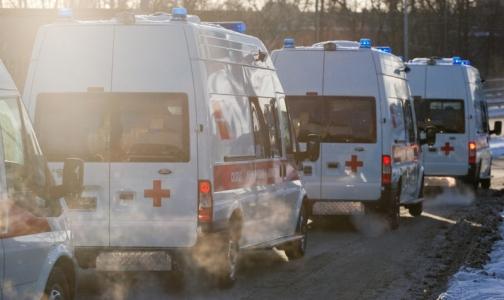 За 50 лет пациентами станции скорой психиатрической помощи стали 1,2 млн петербуржцев