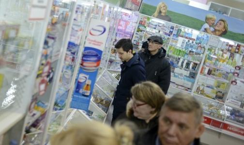 За превышение цен на лекарства российские компании наказали на 4,8 млн рублей