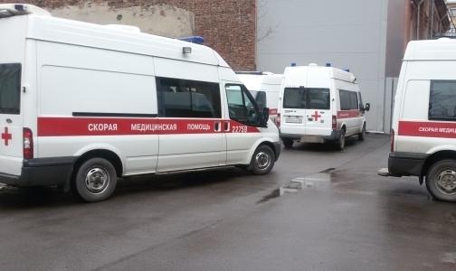 С 1 июня в Петербурге будет работать меньше бригад скорой помощи