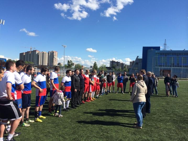 """Финал турнира """"Большой футбол"""" - 2015"""