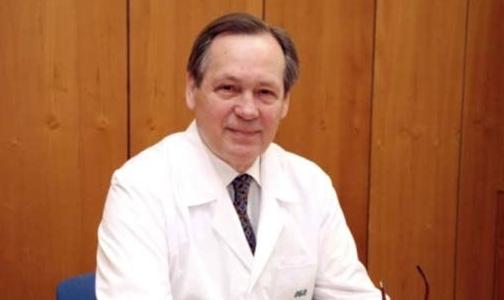 Главный терапевт России: В Петербурге создали вакцину от пневмококка