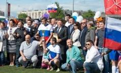 Александровская больница показала «Большой футбол»